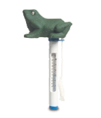 MegaPool Thermometer Frosch