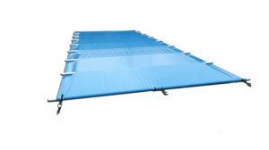 Safety Winter Pool Cover for pool 7,70 m x 3,10 m