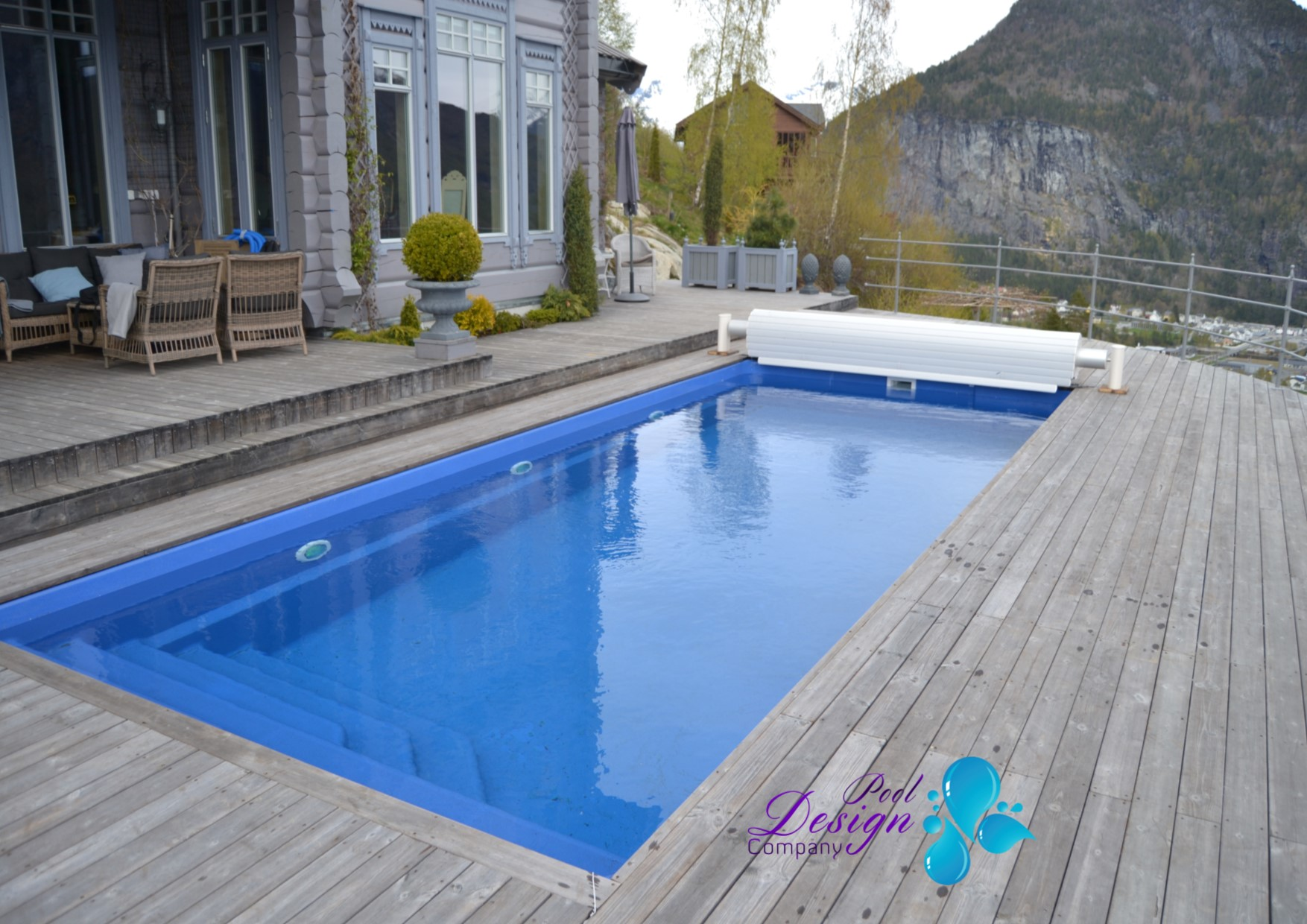 Swimming pool COMFORT – our newest model